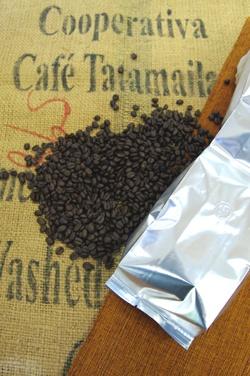 東ティモールピースコーヒー 焙煎豆500g