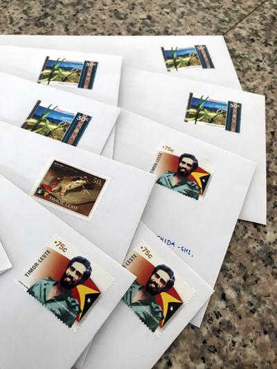 東ティモールの切手