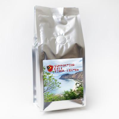 画像1: ディリ水害復興応援ピースコーヒーレギュラー中煎焙煎豆200g (1)