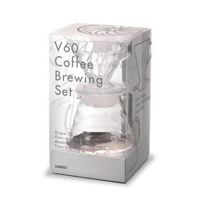画像1: V60 Glass Brewing Kit (1)