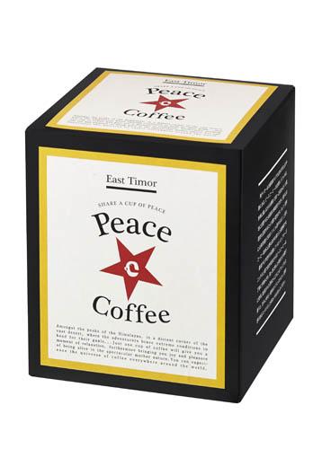 【有機】東ティモールピースコーヒー標高指定 ドリップバッグBOX